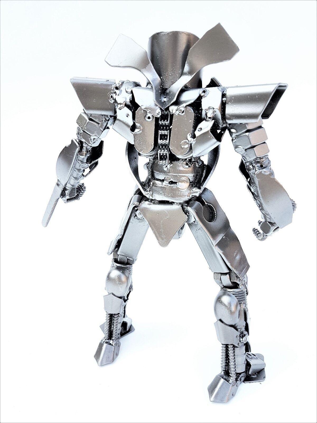 Pacific Rim Gypsy abajo peligro brazo hacia abajo Gypsy figura Modelo Producciones Arte del metal escultura 3c91f2