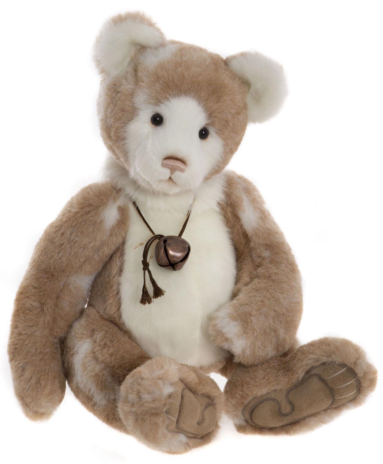 Charlie Bears Bessie CB 181842a per bambini e da collezione