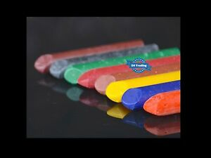 Scola Chublets Junior Colouring Crayons *BUY 3 CRAYONS FOR A FREE RANDOM CRAYON*