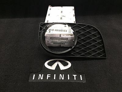 Infiniti OEM 10-13 G37 Sport Sedan Fog Lamp Trim Panel Left 622571NH0A