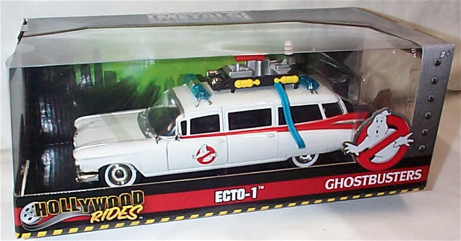 Ghostbusters ECTO-1 1 24 SCALE DIECAST OPENING Parts 99731