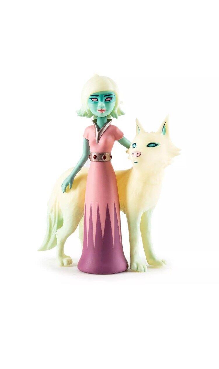 "Kidrobot "" Astra And Orbit "" By Tara McPherson-800 Made"