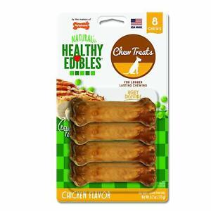 Nylabone-Healthy-Edibles-Dog-Chew-Treat-Bones-Up-to-15-lb-Chicken-8-Count