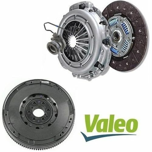 SET EMBRAGUE + VOLANTE VALEO FIAT MULTIPLA (186) 1.9 JTD MULTIJET 836017+828111