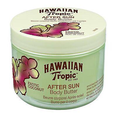 Hawaiian Körperbutter Nach Der Sonne Hautpflege Butter Creme Kokos Duftig 200ml