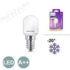 Leuchtmittel Philips E14 LED 1,7W=15W Kühlschrank-Lampe Birne mini Lampe