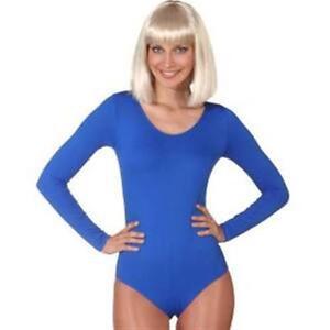Body justaucorps bleu taille L XL 40 44 lingerie 70 deniers ... 6430e5c4290