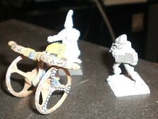 Warhammer FANTASY 1 VINTAGE High Elf Bolt Thrower Metal