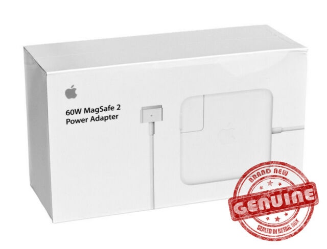 """NEW Original 60W Magsafe2 Power charger Adapter for Apple MacBook pro 13/"""" A1435"""
