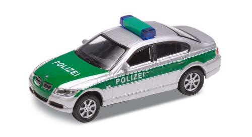 VOLLMER 41630 h0 AUTO BMW 330i POLIZIA