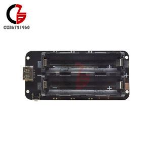 Mobile-Power-Bank-USB-18650-Battery-Shield-V8-3V-5V-for-Arduino-ESP32-ESP8266