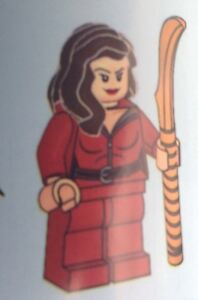 Lego-76056-Talia-Al-Ghul-Minifigure-sword-only-NEW