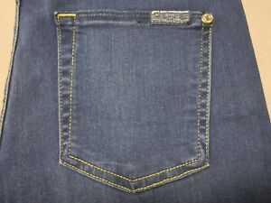 The Størrelse Women For Bootcut Blue Mankind Ny Jeans 7 27 Slim Mager All Seven qIFwXxPn