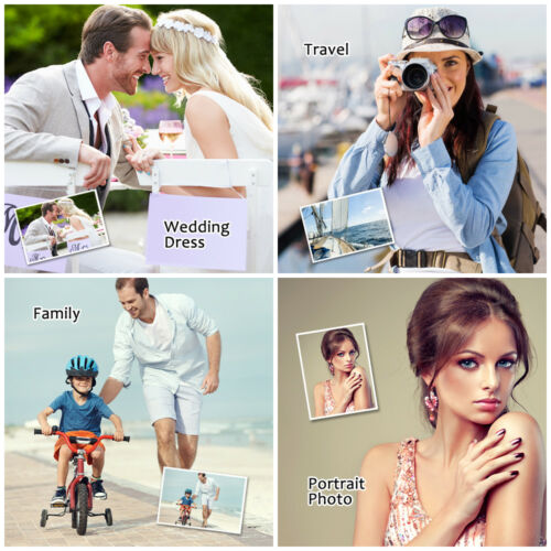 A3 Two Sides High Glossy Photo Paper 220Gsm Inkjet Paper Prinit Hartwii