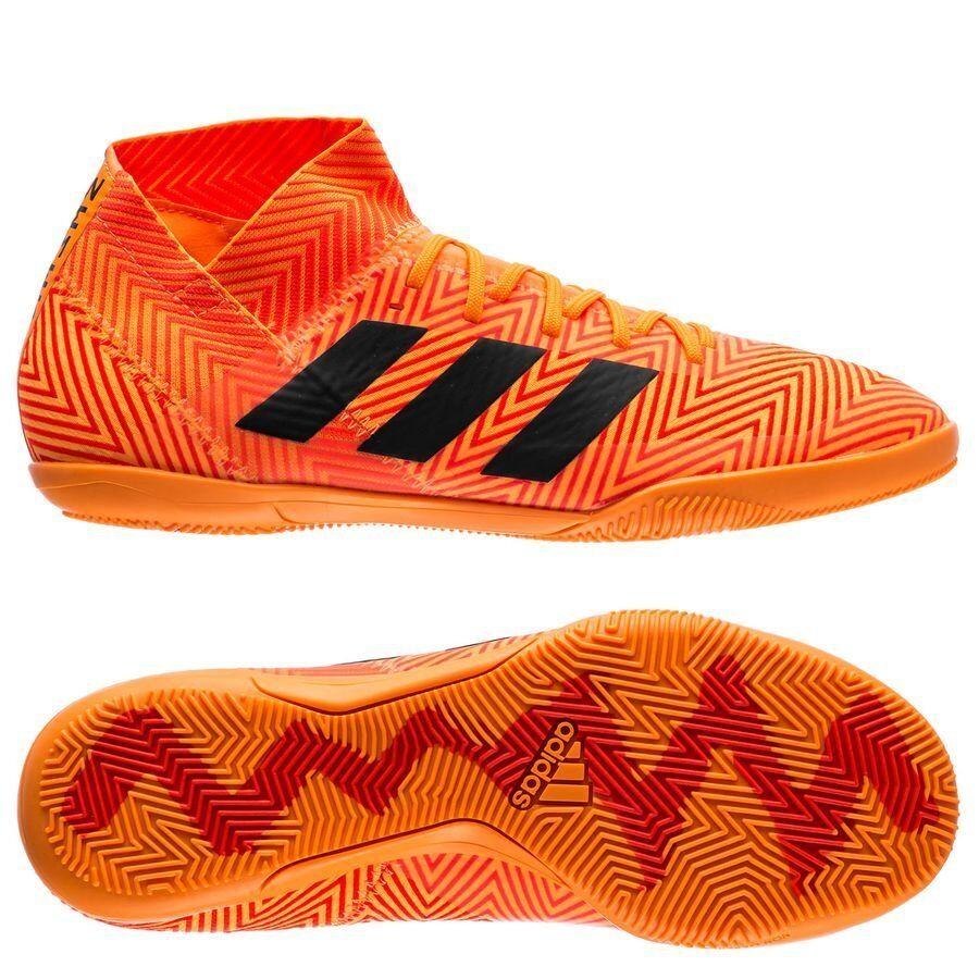 Adidas Men's NEMEZIZ TANGO 18.3 INDOOR INDOOR INDOOR SHOES orange - DA9621 5e8c63