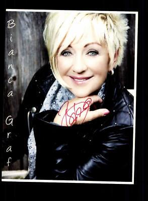 Sammeln & Seltenes Musik Zielstrebig Bianca Graf Autogrammkarte Original Signiert ## Bc 146991