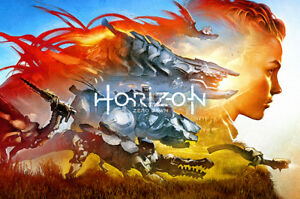 23+ Horizon Zero Dawn Poster  Background