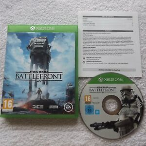 STAR-WARS-BATTLEFRONT-XBOX-ONE-V-G-C-FAST-POST-action-adventure-amp-shooter