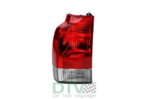 03//00-05//04 Fahrerseite, Volvo V70 Heckleuchte Rückleuchte Rücklicht links S