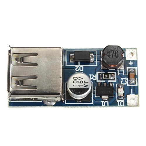 5X ME PFM Steuer DC DC 0,9V 5V auf USB 5V DC Boost Step up Stromversorgungs F6Q3