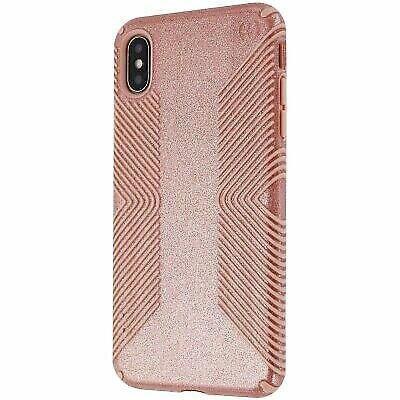 iphone xs gold glitter case
