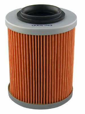 Oil Filter Filters for Can-Am Commander Maverick 800 1000 All Models