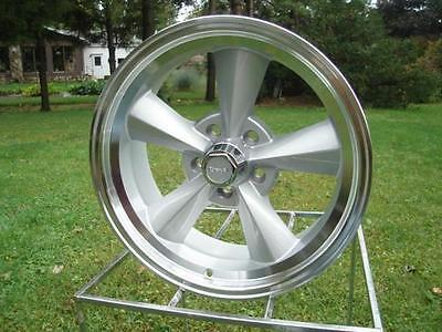 675 RIDLER RACING HOTROD VINTAGE 17X7 CHEVY GM PONTIAC BUICK 5 ON 4.75 BP