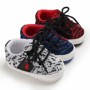 Infant Sneakers Newborn Baby Boy Girl