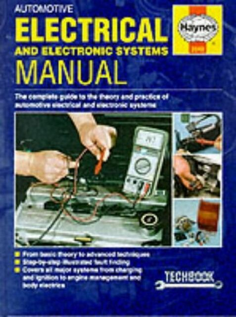 Automotive Electrical and Electronic Systems (Haynes Techbooks), Tranter, A., Ex