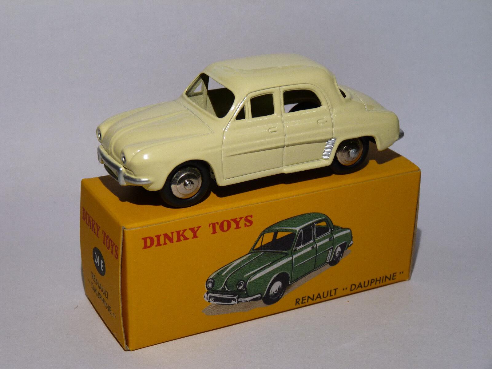 Renault DAUPHINE - ref 24E   24 E to the 1 43 dinky toys atlas