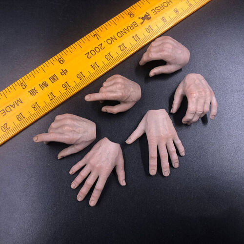 "Hot Toys 1//6 Star Wars Episode VI Dark Lord Sith Hands Model for 12/"" Figure"