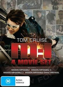Mission-Impossible-M-I-Quadrilogy-1-2-3-4-NEW-DVD