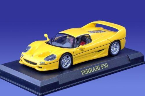 Ferrari F50 1995 Targa Coupe 1//43 DeA Altaya IXO PCT d