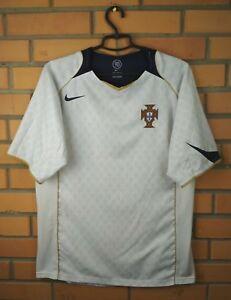 Portugal Jersey 2004 2006 Away MEDIUM Shirt Football Nike Soccer Trikot Maglia