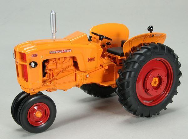 SPEC-CAST 1 16 Échelle Minneapolis Moline 445 étroite avant  tracteur neuf sct-627  bonne qualité