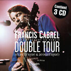 Double Tour by Francis Cabrel (CD, Oct-2000, Phantom Import Distribution)
