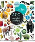Eyelike Letters: 400 Reusable Stickers Inspired by Nature by Workman Publishing (Paperback / softback, 2012)