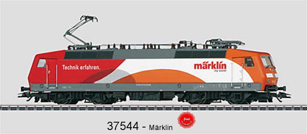 Märklin 37544 Electric Locomotive BR 120.1     My World   MFX SOUND Metal   33d3c9
