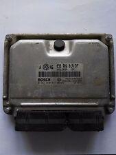 VW Golf IV 1.9Tdi Steuergerät Motor 038906019DF 0281010497