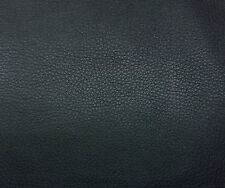 ULTRALEATHER TYPE NAVY BLUE DISTRESSED FAUX LEATHER AUTO YACHT FABRIC BY YARD