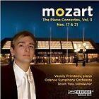 Wolfgang Amadeus Mozart - Mozart: The Piano Concertos, Vol. 3 (2012)