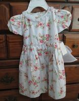 Lydia Jane Bluefloral Pageant/flower Girl/special Occasion Dress Sz 4