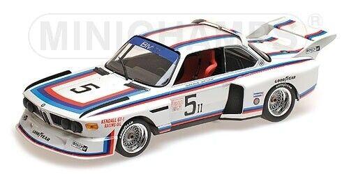 BMW 3.5 CSL Miller Cowart 6 H Watkins Glen 1979  5 1 18 Minichamps