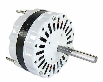 Motor de recambio-adecuado para y Nutone ático Ventilador Ventilador de ático