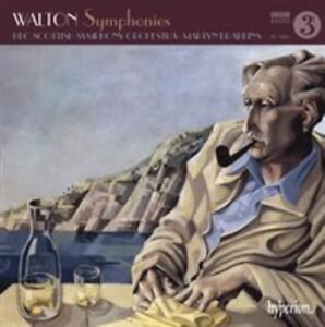 Sir-William-Walton-Symphonies-Nos-1-amp-2-2011-CD-NEW-shrink-wrapped