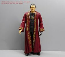 Doctor Dr Who THE NARRATOR action figure old