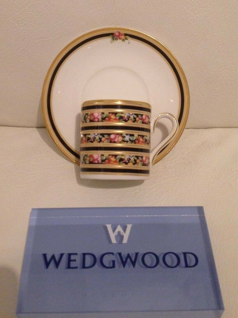 Wedgwood CLIO - Tasse caffè mit Untertasse CLIO Wedgwood - Wedgwood Porzellan