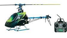 RC Helicopter  E-Rix 450 C. V2 Pro   Digitale LCD  6 Kanal Fernbedienung, RTF