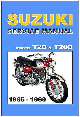 Suzuki T200 Wiring Diagram from i.ebayimg.com
