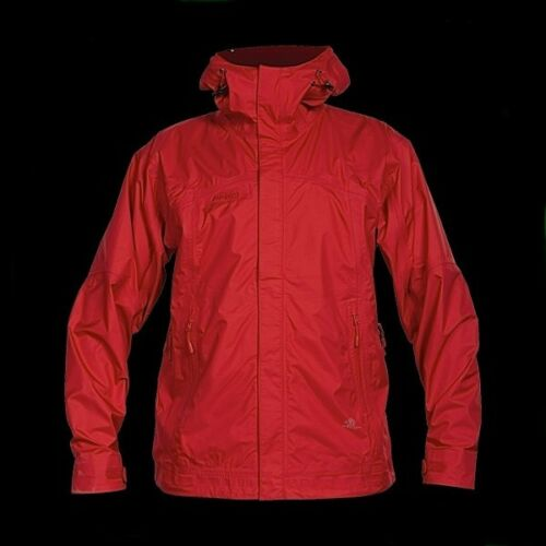 Bergans 3lagenjacke Jacket Super Lett Jacket Men, Size XXL, Red